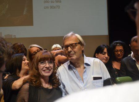 Critica Proff.re Vittorio Sgarbi