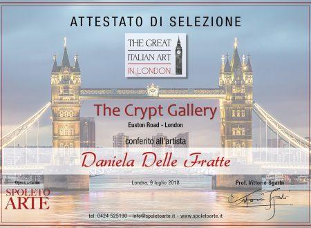 MOSTRA ITALIAN ART IN LONDON