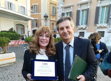 Premio alla Carriera presso la Camera dei Deputati
