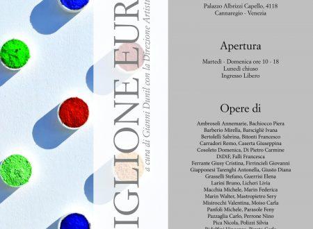 Pubblicazioni: partecipazione Padiglione Europa della Biennale di Venezia 2018