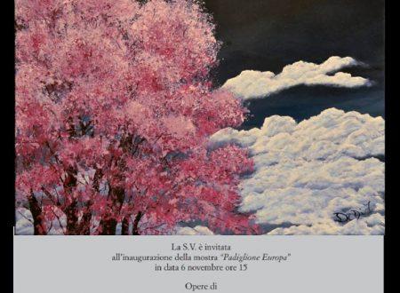 Padiglione Europa presso la Biennale di Venezia 2018.Premio alla Carriera presso la Camera dei deputati a DiDiF 19 Ottobre