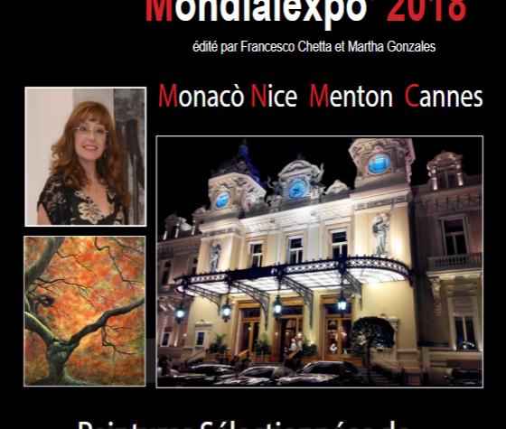 Quatrième Trophée Cote d'Azur 2018: Diplome d'Honneur
