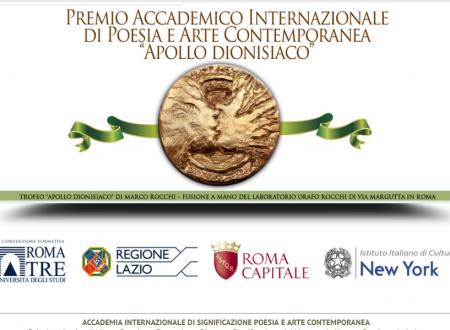 Premio Apollo Dionisiaco V edizione