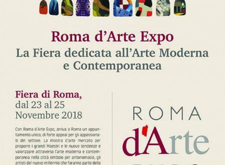 Roma d'Arte Expo: articoli su DiDiF