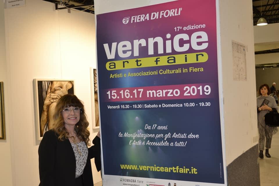 Vernice Art Fair 2019 l'artista DiDiF