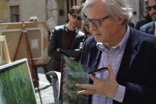 """""""Il Tocco dell'Arte"""" Prof.Vittorio Sgarbi"""