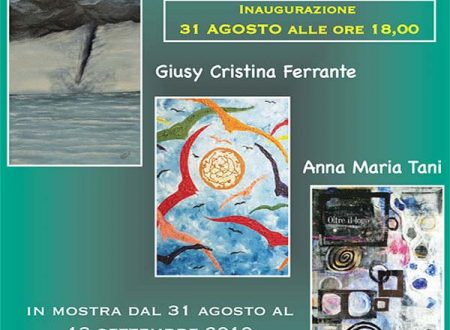 "Pubblicazioni testate online per la mostra ""Artistic Symphony"""